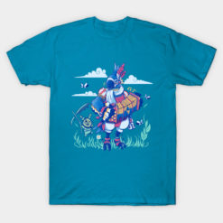 Play the Ancient Song Kass BotW T-shirt