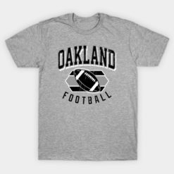 Vintage Oakland Football T-shirt