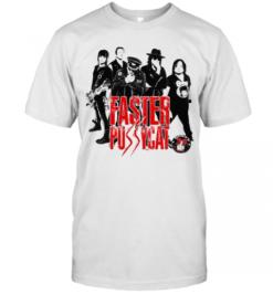 Faster Pussycat Dirty 30 Tour T-Shirt
